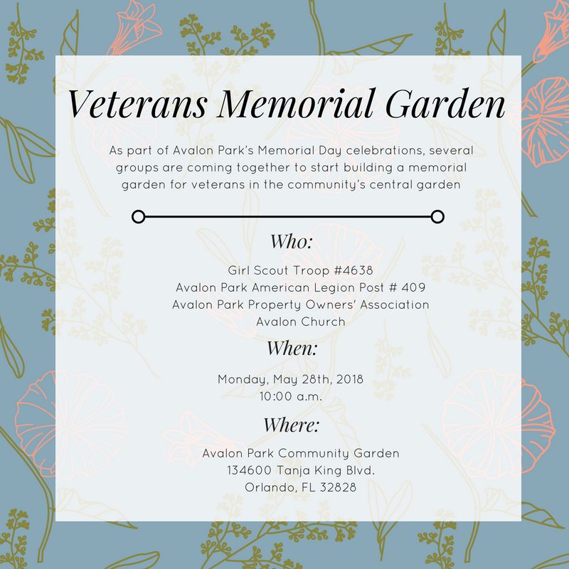 Buy-A-Brick And Help Support Our Girl Scout's Veterans Memorial Garden