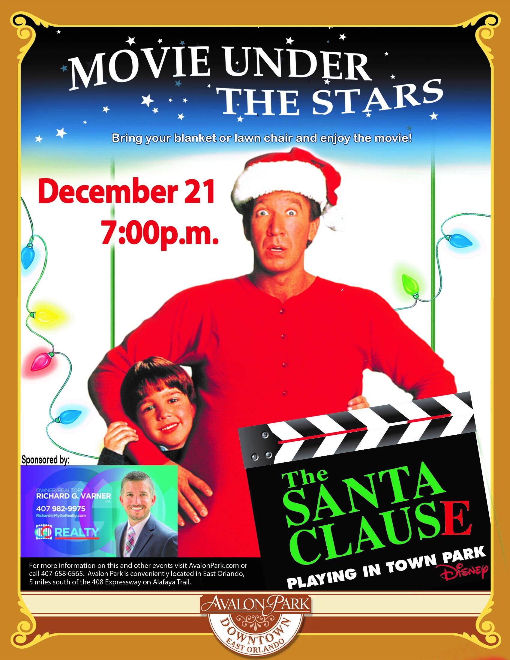 The Santa Claus 1 1