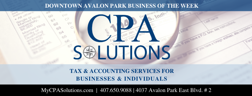 2020 Business Of The Week Cpa Solutions