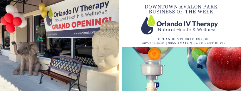 2020 Business Of The Week Orlando Iv Therapy