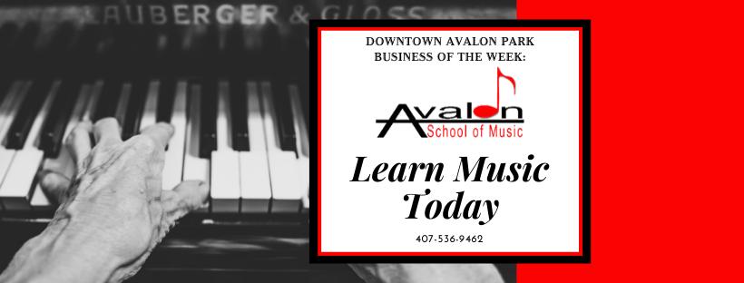 BOW Avalon School of Music