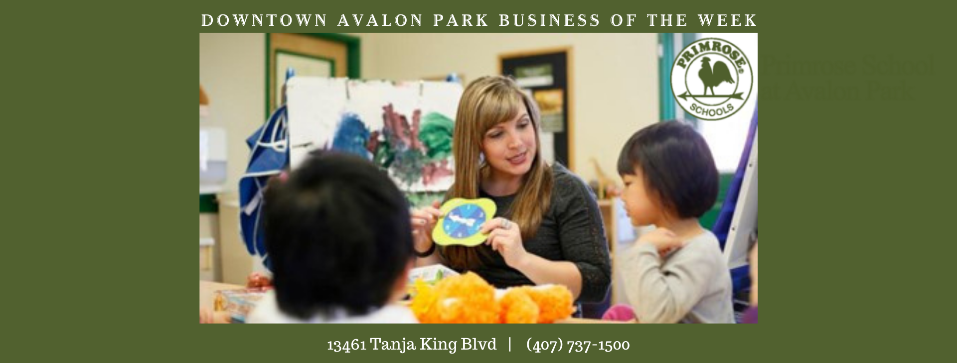 Downtown Avalon Park Business Of The Week