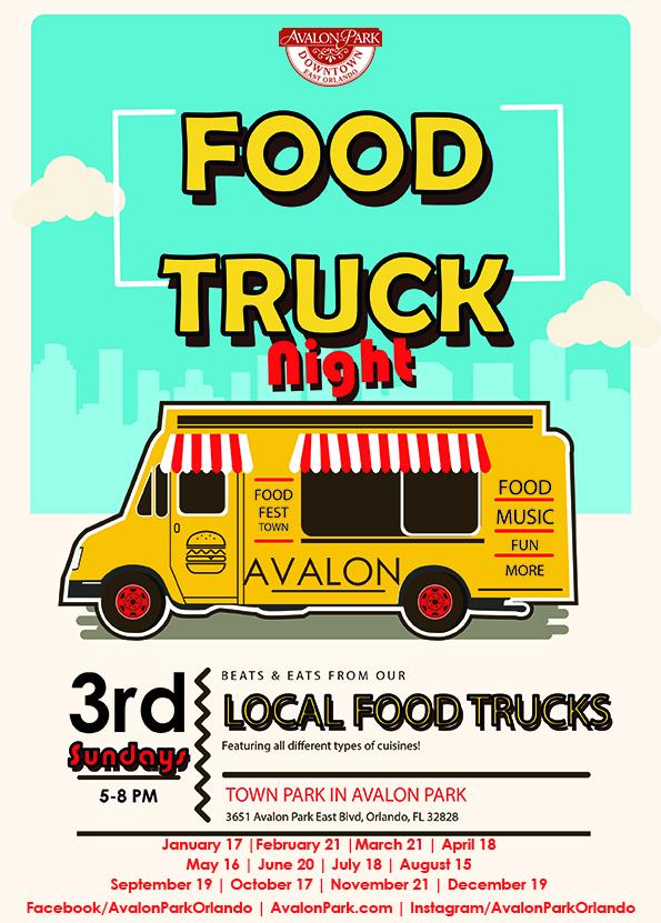 Food Truck Nights