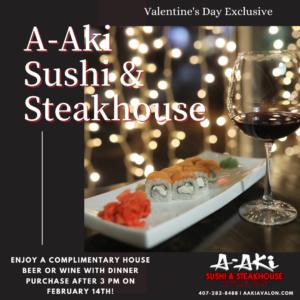 A Aki Valentines Special