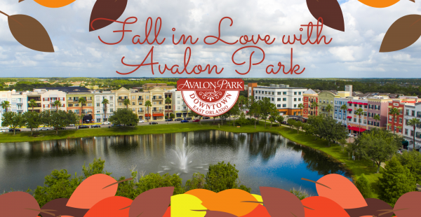 Fall in Love with Avalon Park